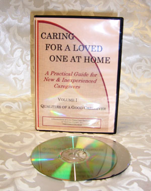 Caring For A Loved One At Home